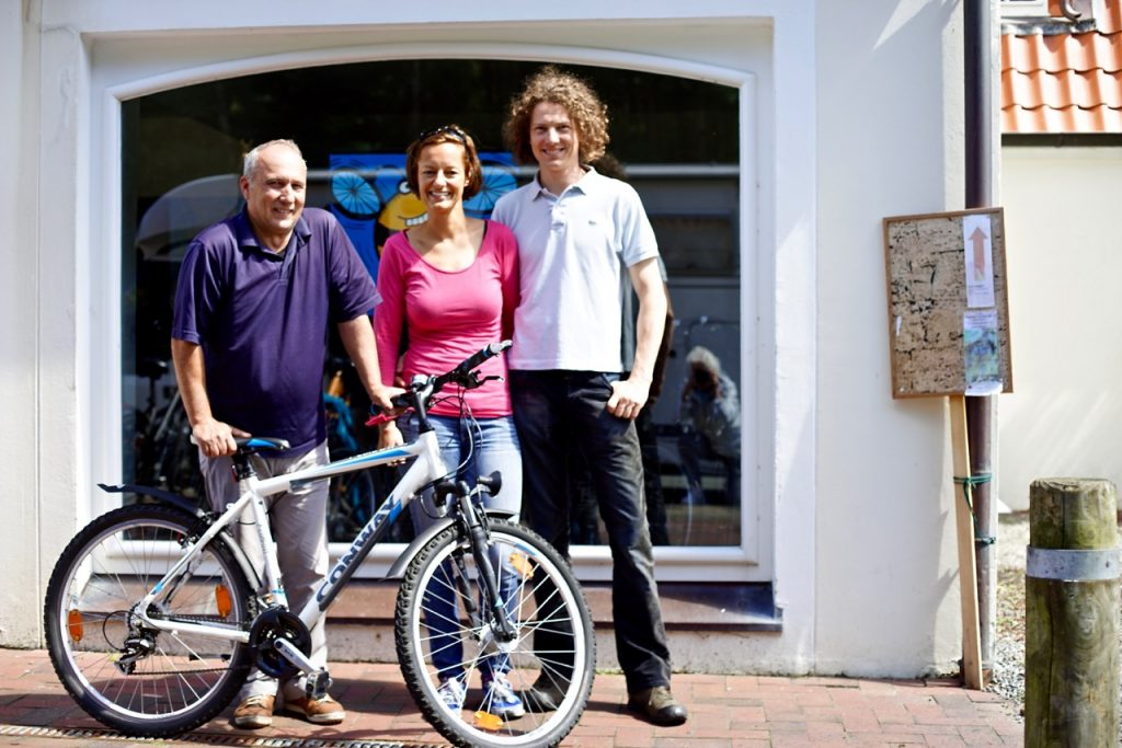 Fahrradverleih St.Peter-Ording